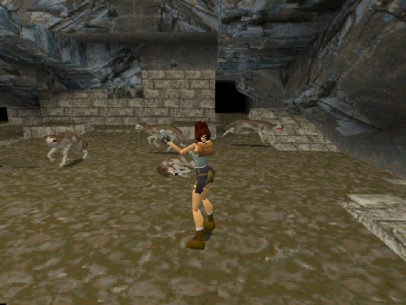 Tomb Raider Review Ps1 Stephen Reviews Stephen Niven